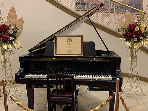 夢を集めてピアノ自動演奏